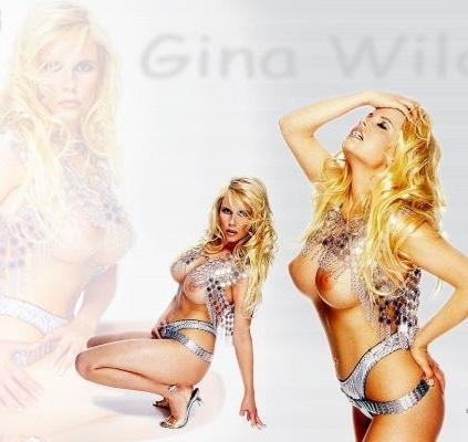 Михаэла Шаффрат (Gina Wild) голая. Фото - 33