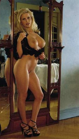 Михаэла Шаффрат (Gina Wild) голая. Фото - 4