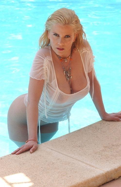 Михаэла Шаффрат (Gina Wild) голая. Фото - 44