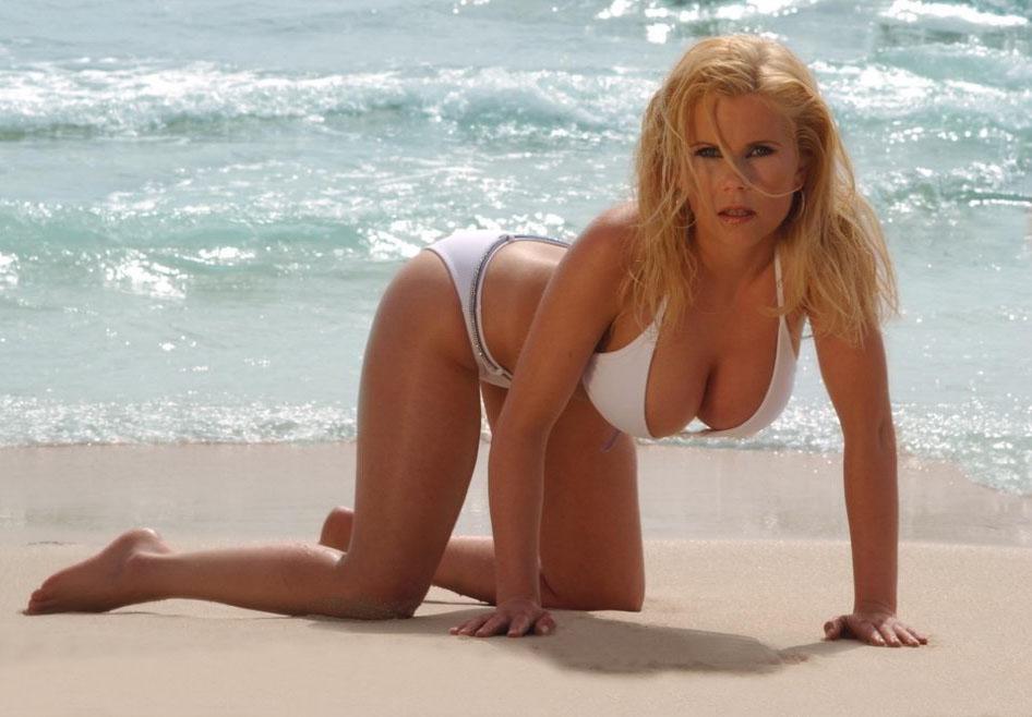 Михаэла Шаффрат (Gina Wild) голая. Фото - 63