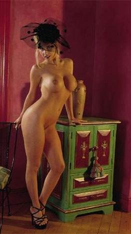 Михаэла Шаффрат (Gina Wild) голая. Фото - 7