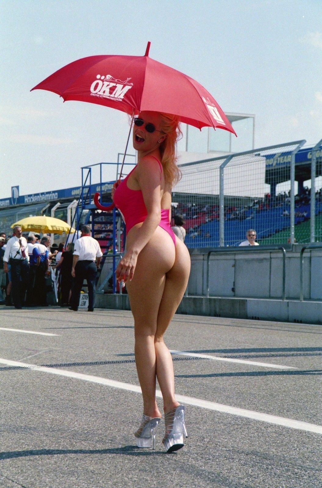 Михаэла Шаффрат (Gina Wild) голая. Фото - 77