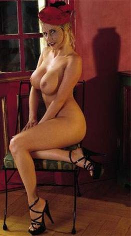 Михаэла Шаффрат (Gina Wild) голая. Фото - 8