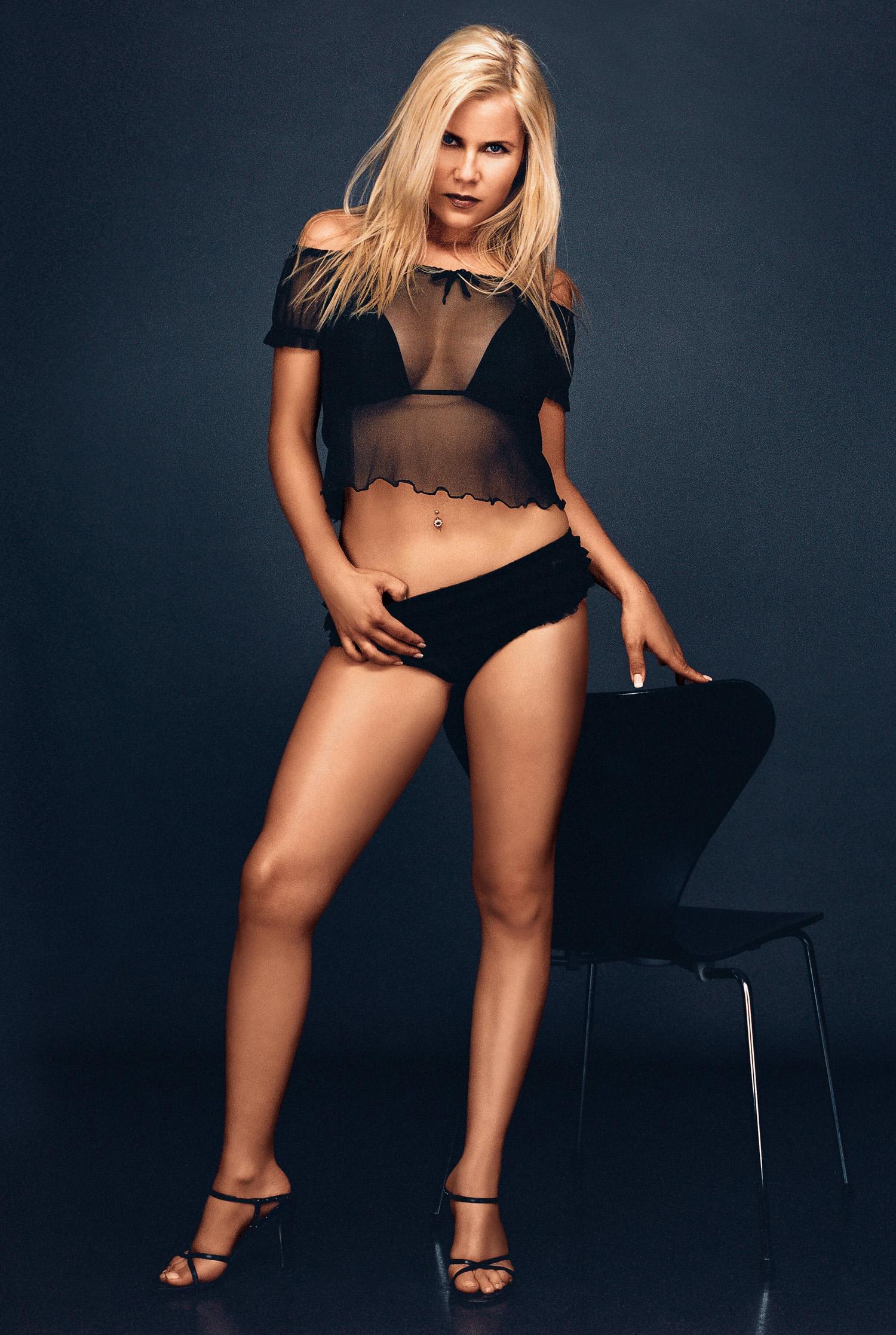 Михаэла Шаффрат (Gina Wild) голая. Фото - 90