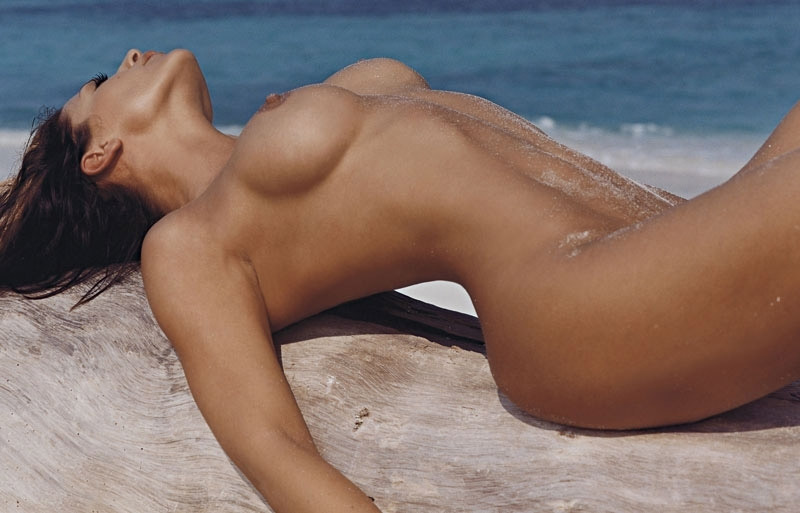 Мишель (Таня Хьюер) голая. Фото - 17