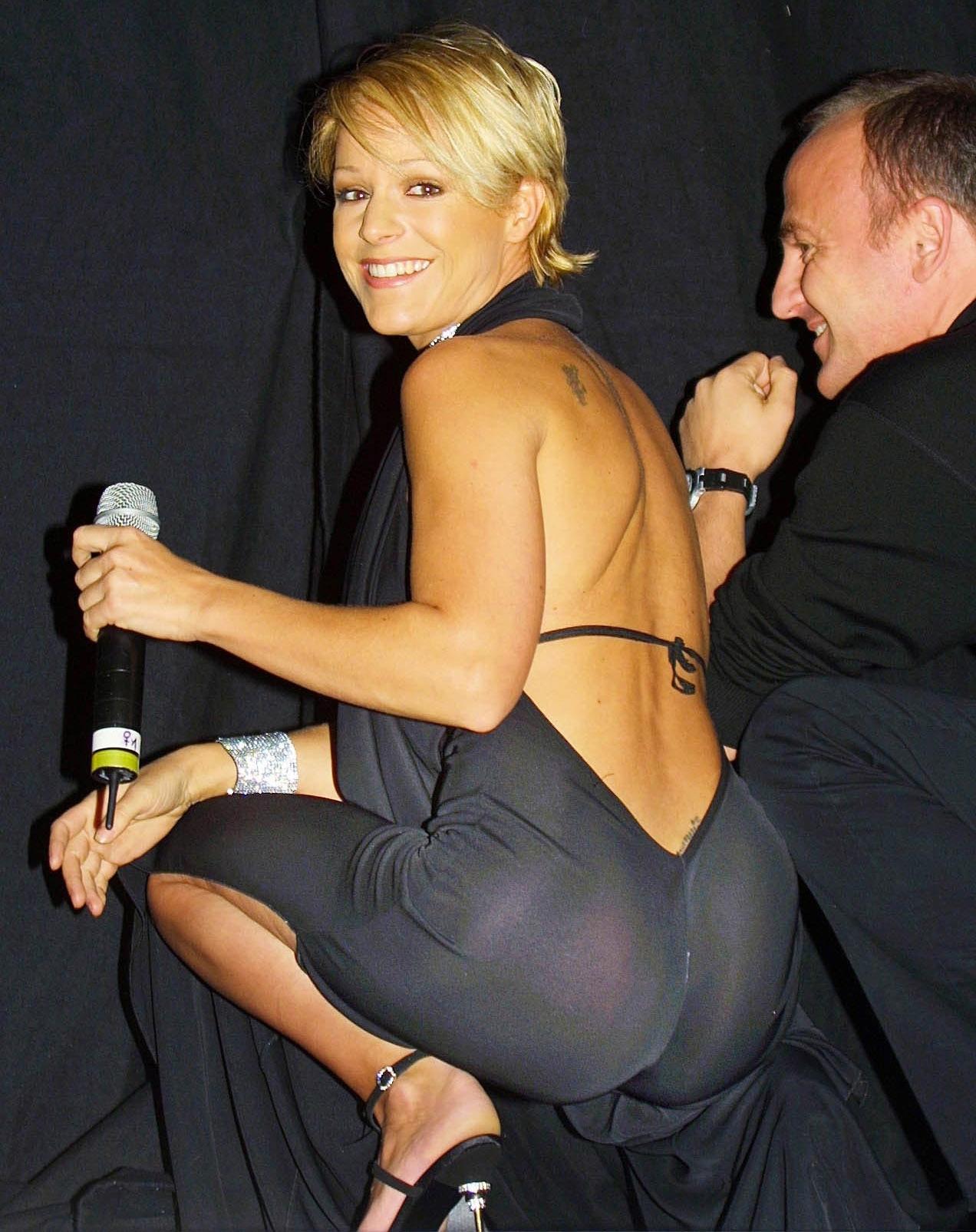 Мишель (Таня Хьюер) голая. Фото - 3