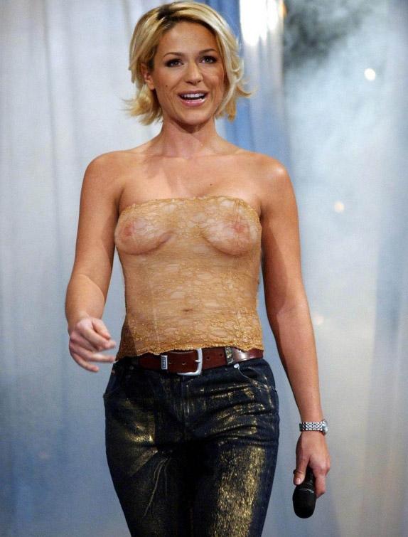 Мишель (Таня Хьюер) голая. Фото - 32