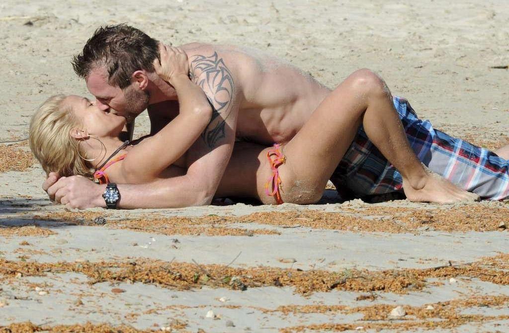 Мишель (Таня Хьюер) голая. Фото - 40