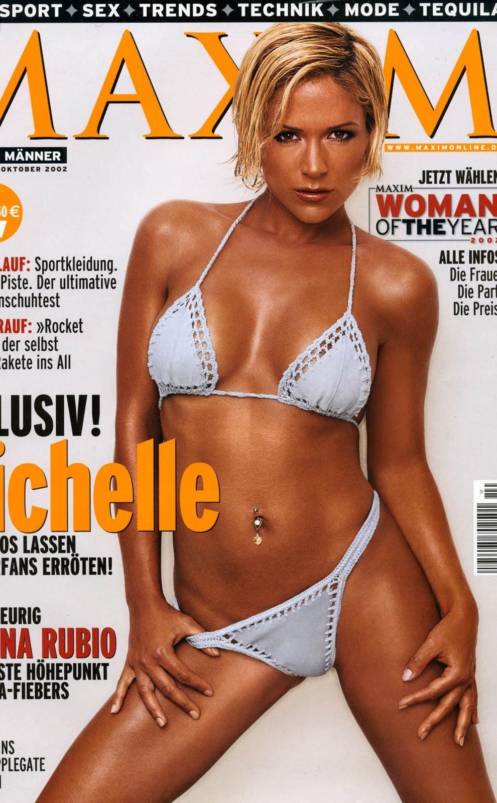 Мишель (Таня Хьюер) голая. Фото - 42