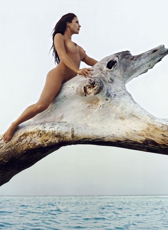Мишель (Таня Хьюер) голая. Фото - 5