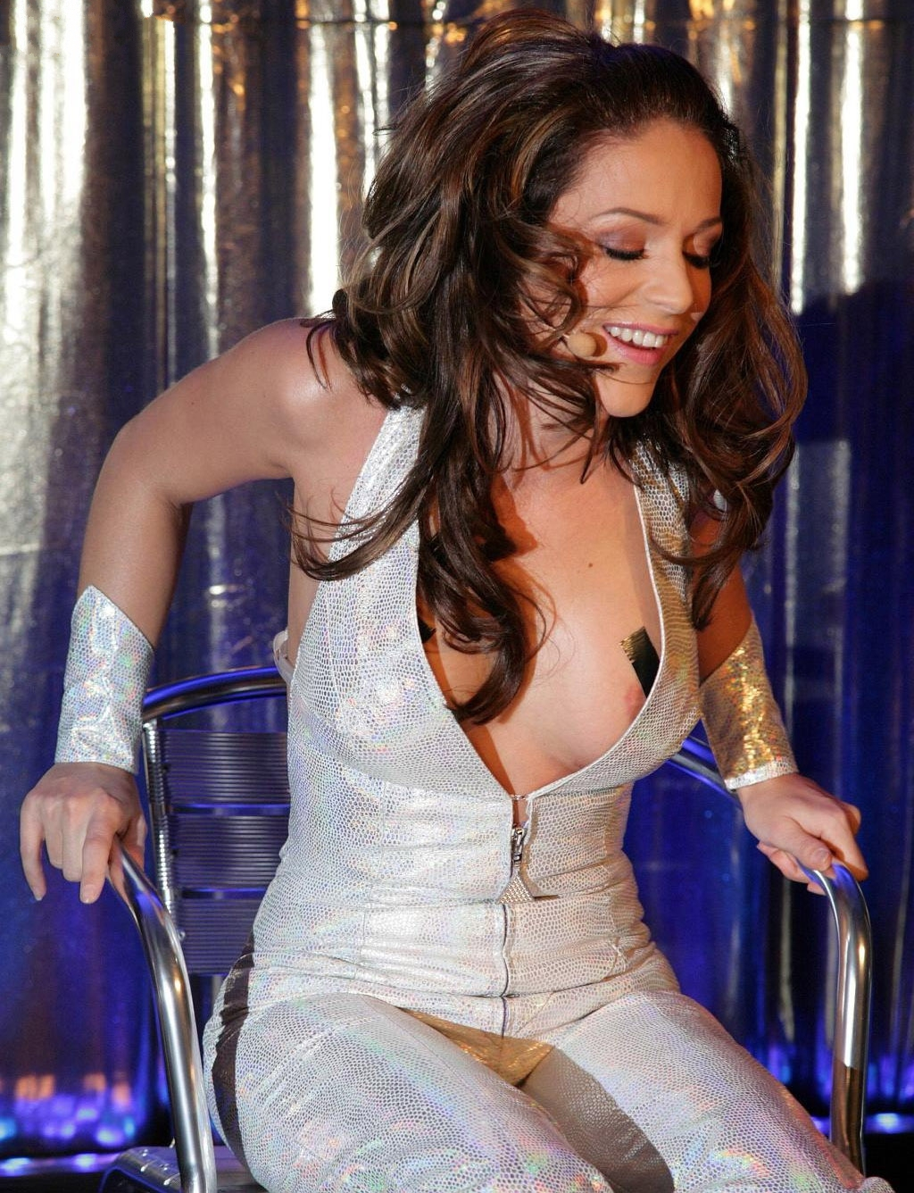 Мишель (Таня Хьюер) голая. Фото - 50