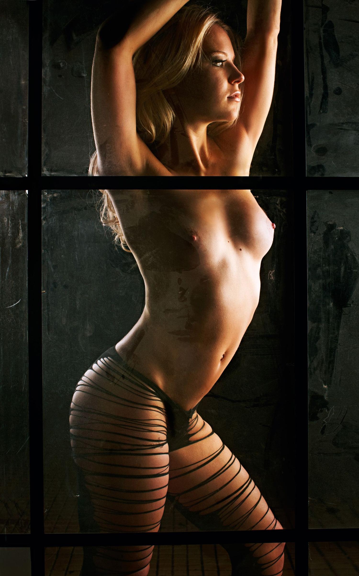 Мириам Гёсснер голая. Фото - 22