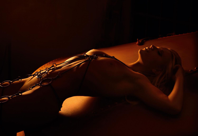 Мириам Гёсснер голая. Фото - 8