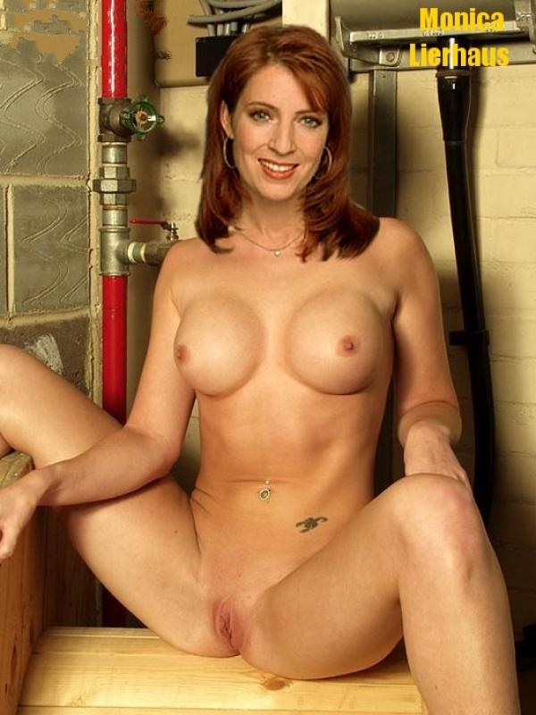Моника Лираус голая. Фото - 38