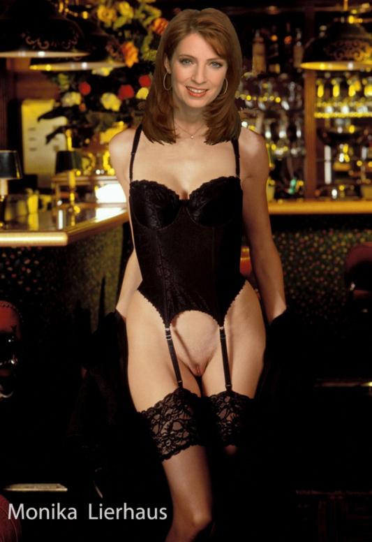Моника Лираус голая. Фото - 4