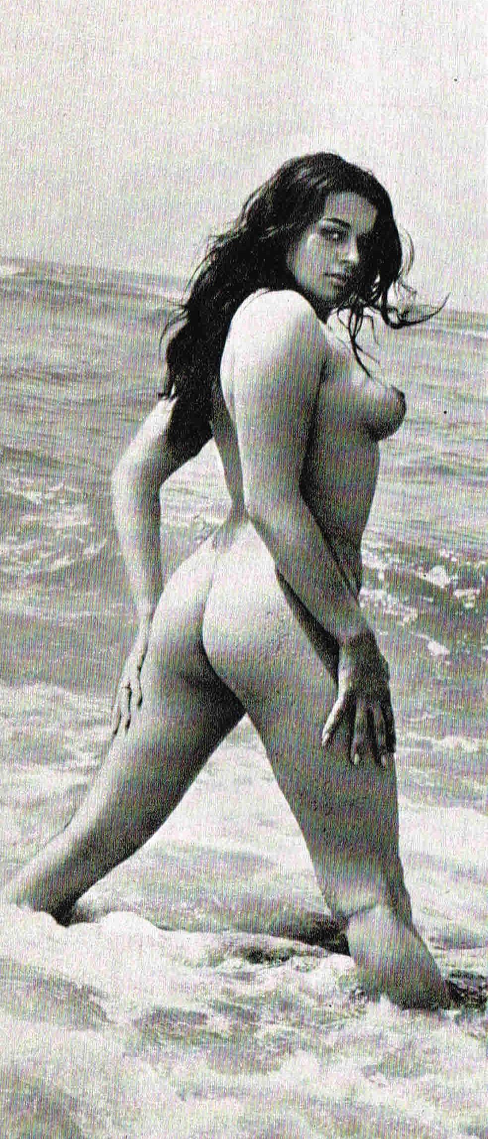 Надинде Ранго голая. Фото - 114