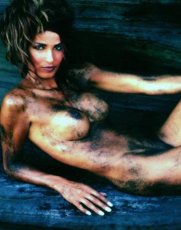 Надя Абдель Фарраг голая. Фото - 6