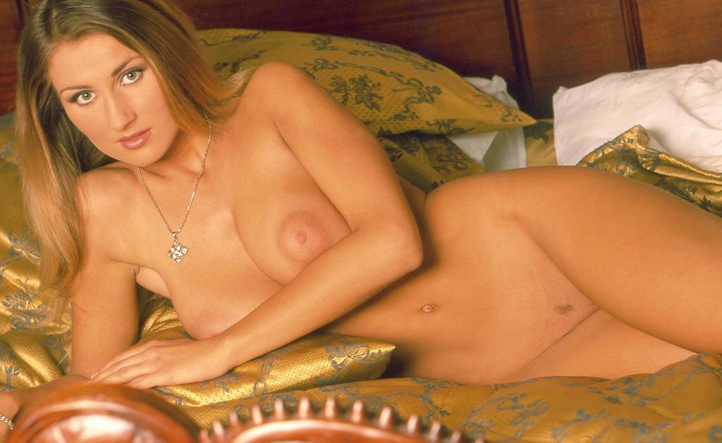 Натали Лангер голая. Фото - 4