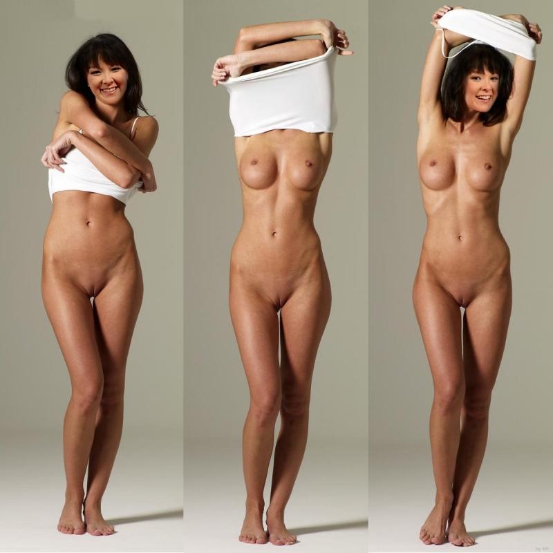 Нела Ли голая. Фото - 5