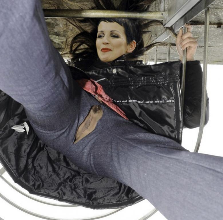Nena (Gabriele Susanne Kerner) Nackt. Fotografie - 114