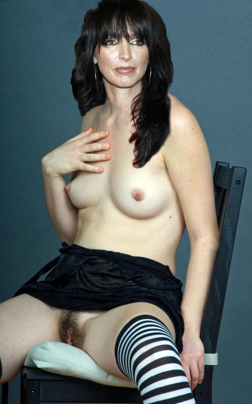 Nena (Gabriele Susanne Kerner) Nackt. Fotografie - 32