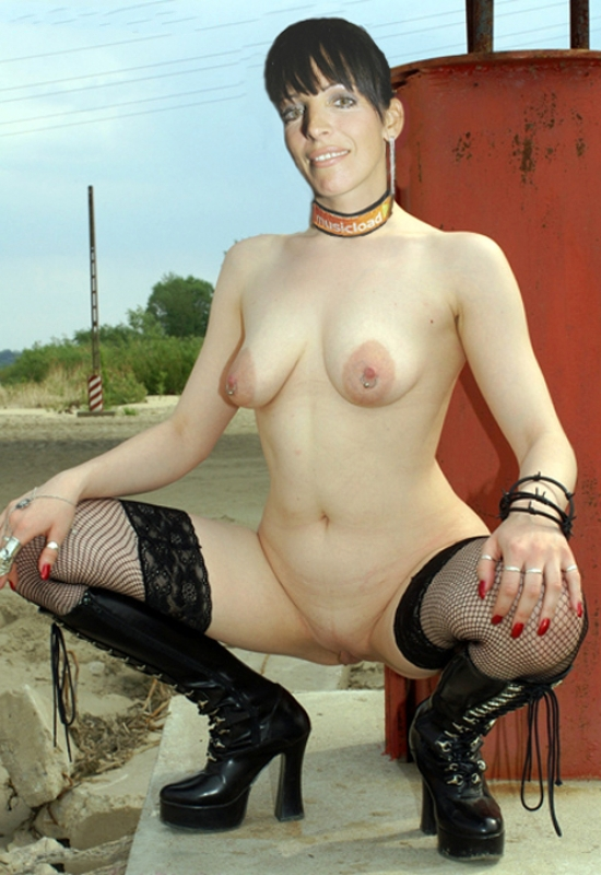Nena (Gabriele Susanne Kerner) Nackt. Fotografie - 63