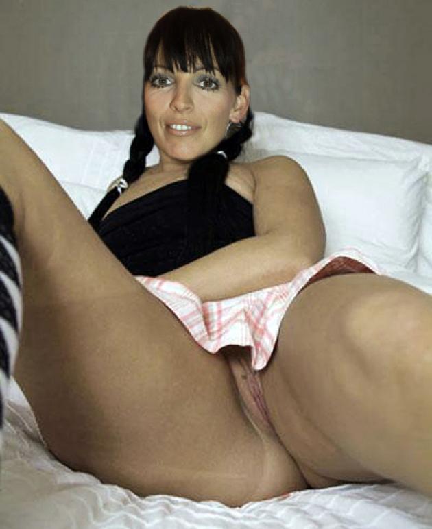 Nena (Gabriele Susanne Kerner) Nackt. Fotografie - 92