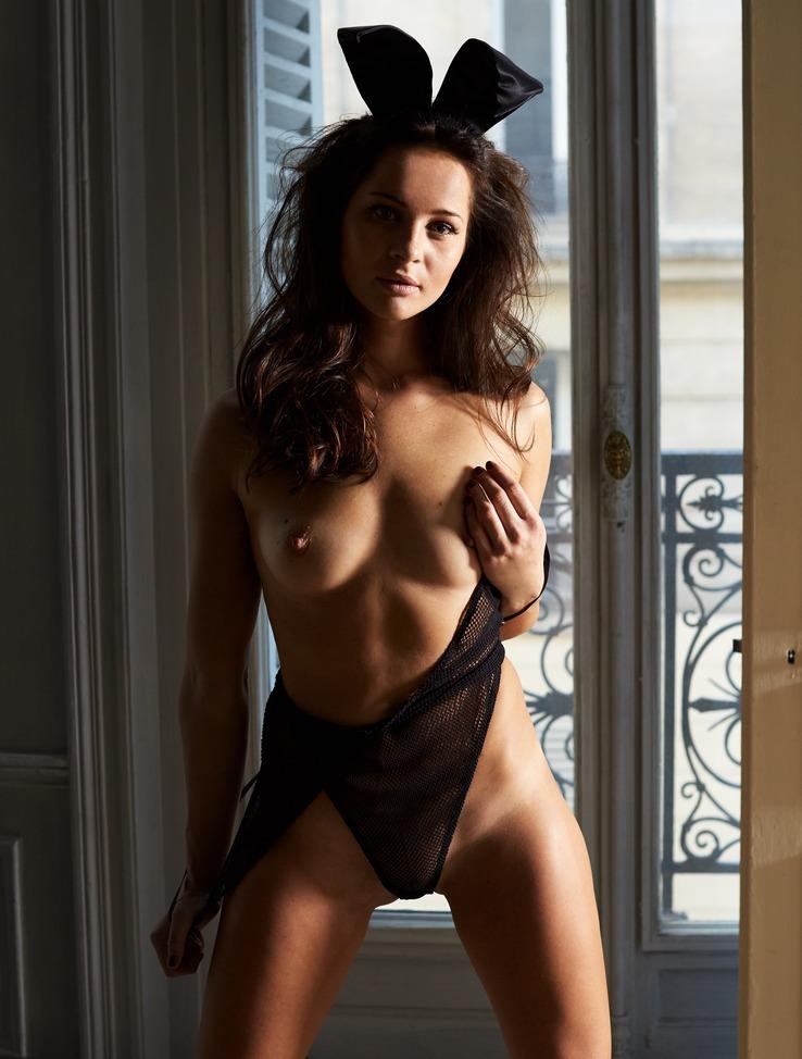 Nicole Mieth nahá. Fotka - 18
