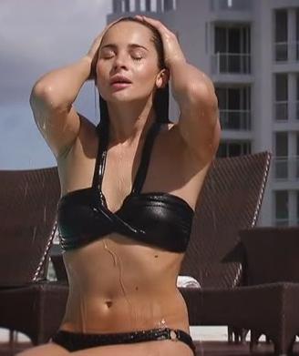 Nicole Mieth nahá. Fotka - 21