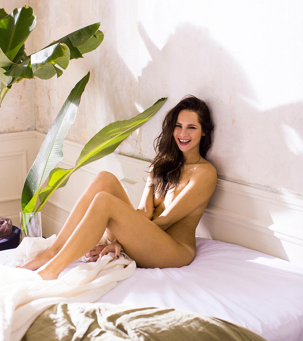 Nicole Mieth nahá. Fotka - 32