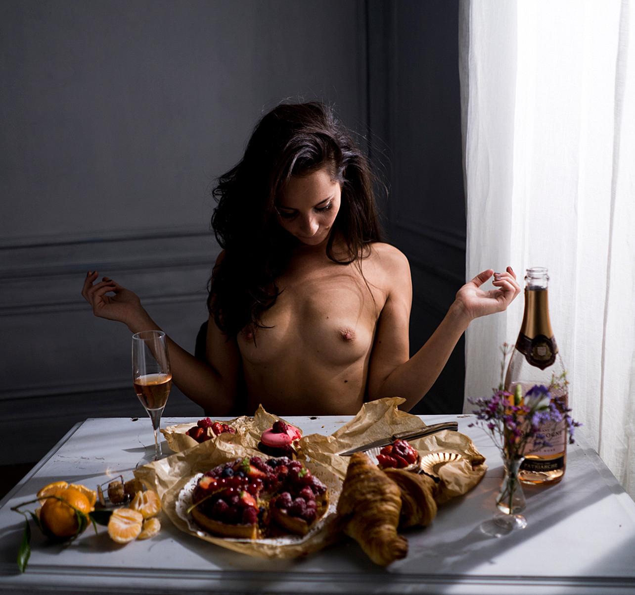 Nicole Mieth nahá. Fotka - 35