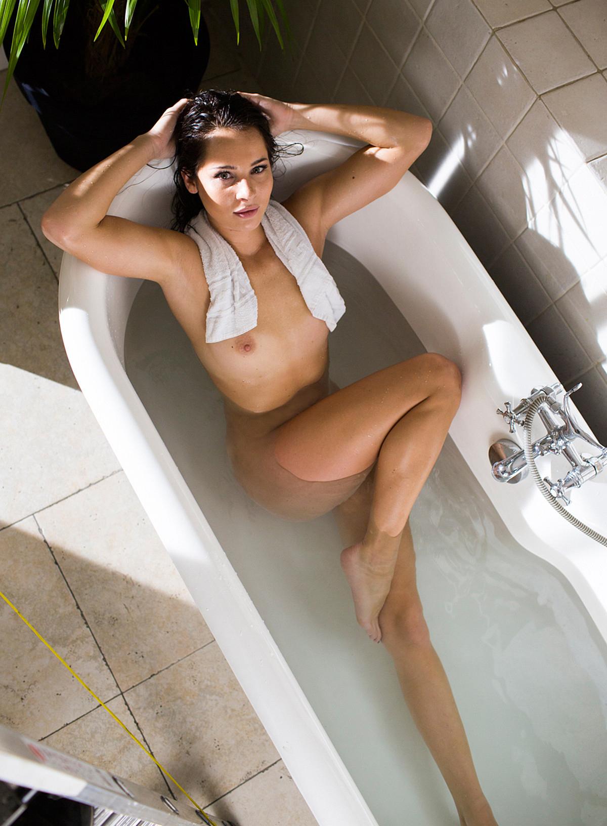Nicole Mieth nahá. Fotka - 36