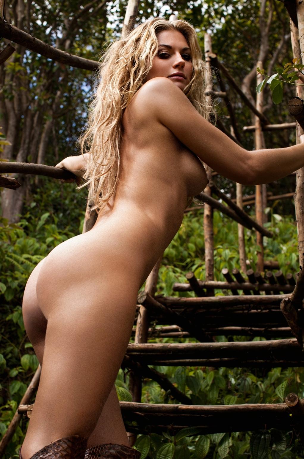 Нина Ботт голая. Фото - 37