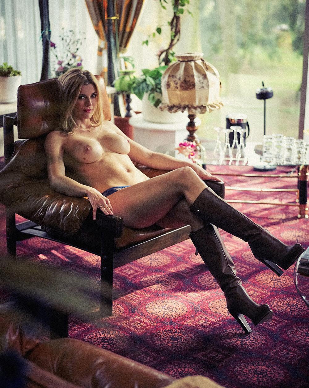 Нина Ботт голая. Фото - 46