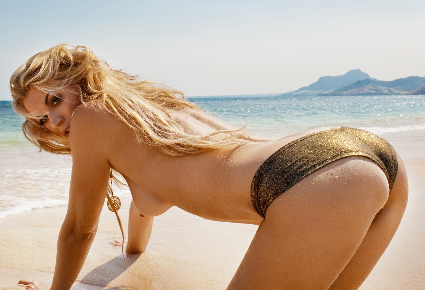 Нина Ботт голая. Фото - 49
