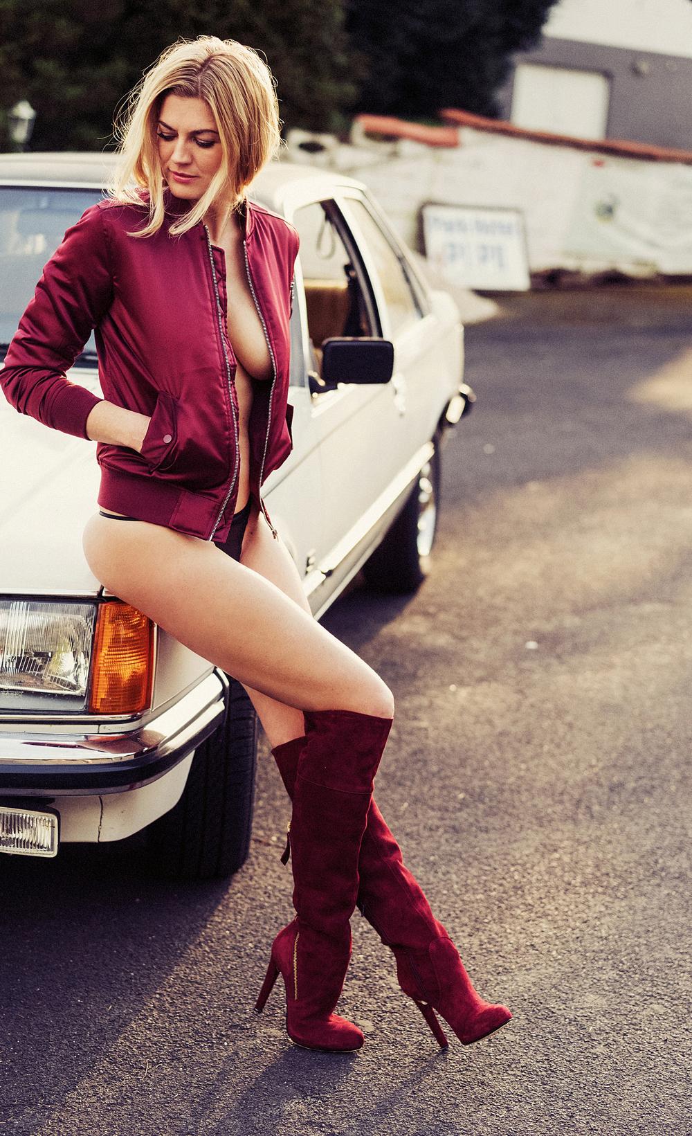 Нина Ботт голая. Фото - 54