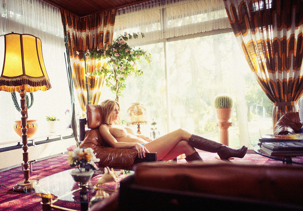 Нина Ботт голая. Фото - 60