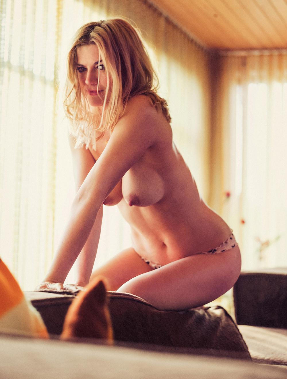 Нина Ботт голая. Фото - 63