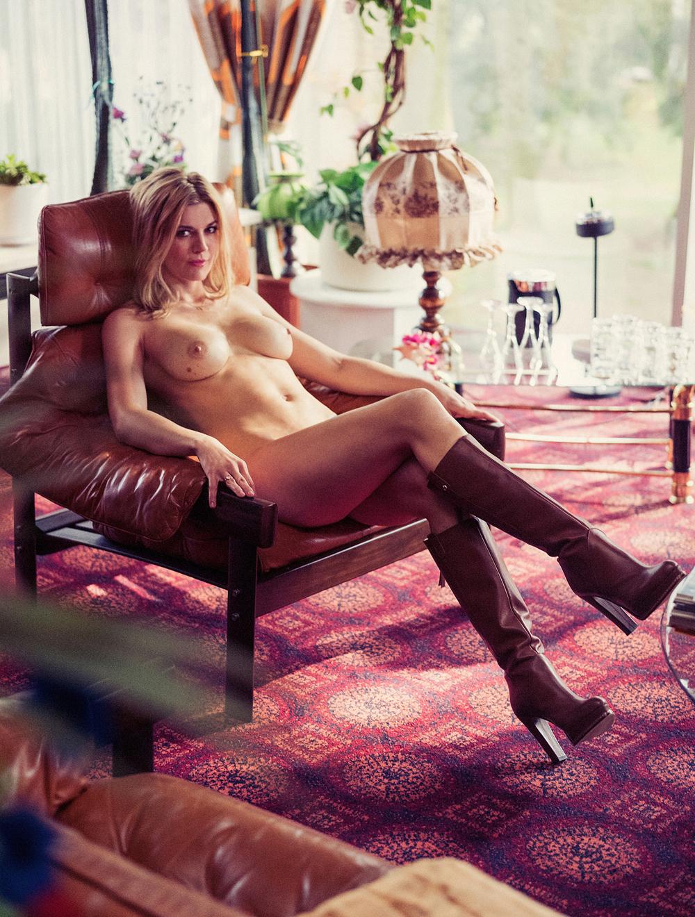 Нина Ботт голая. Фото - 64