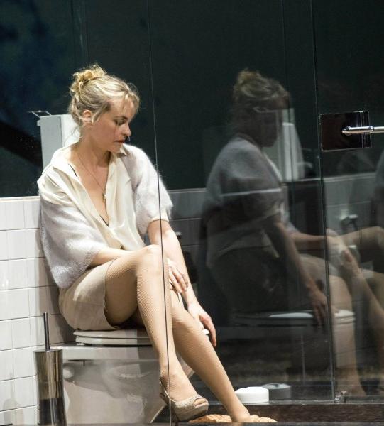 Нина Хосс голая. Фото - 4