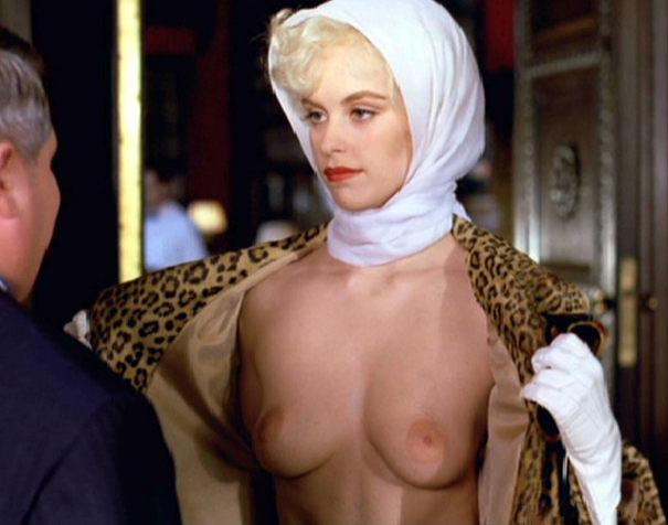 Нина Хосс голая. Фото - 8