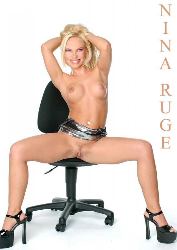 Нина Руге голая. Фото - 18