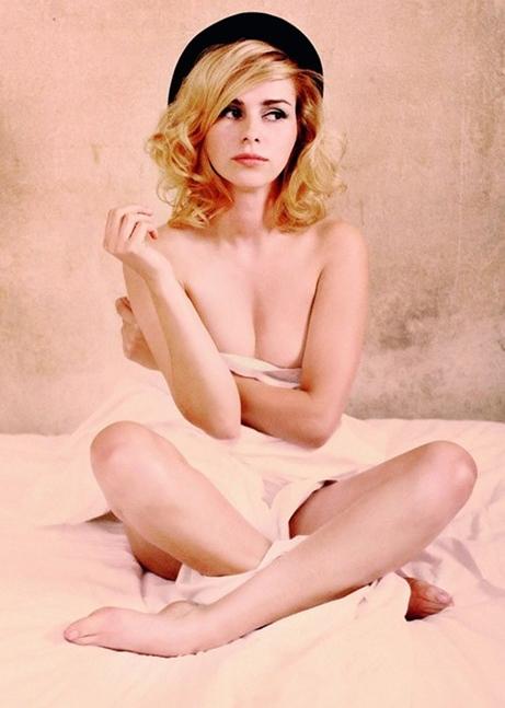Нора Чирнер голая. Фото - 1