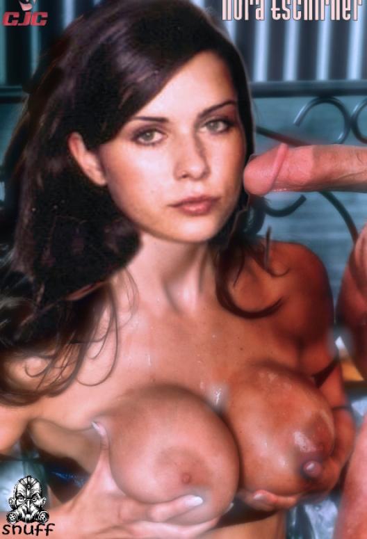 Нора Чирнер голая. Фото - 2