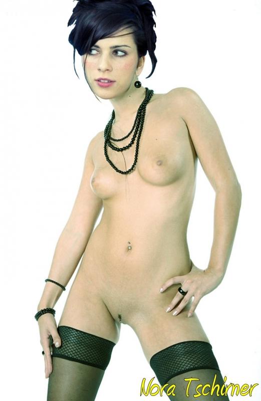 Нора Чирнер голая. Фото - 3