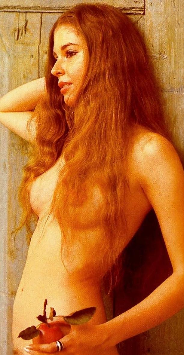 Оливия Паскаль голая. Фото - 12