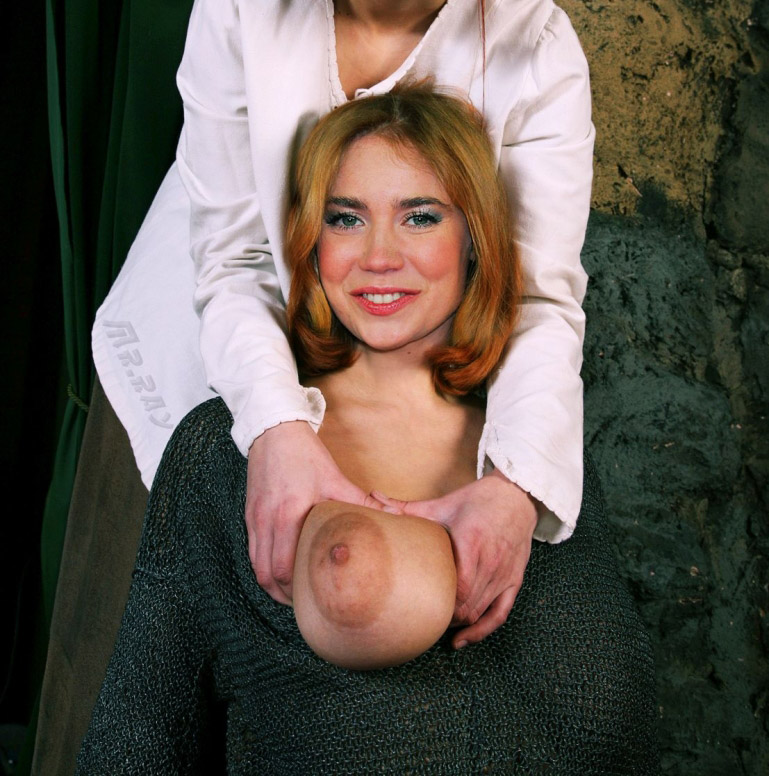 Полина Рожински голая. Фото - 8