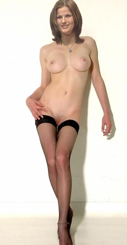 Памела Гросер голая. Фото - 2