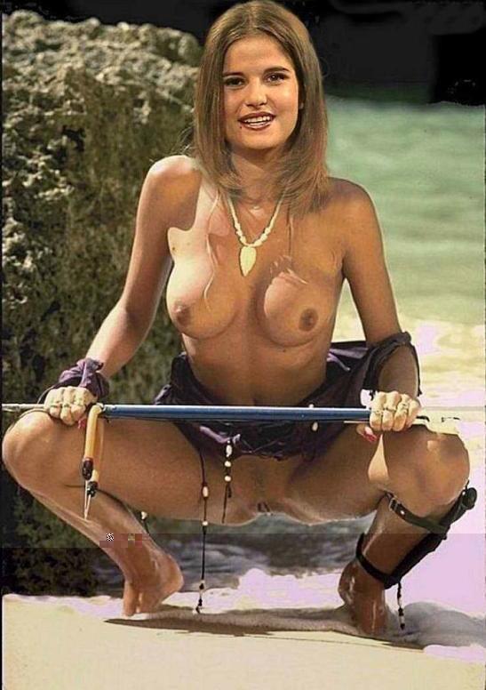 Памела Гросер голая. Фото - 36