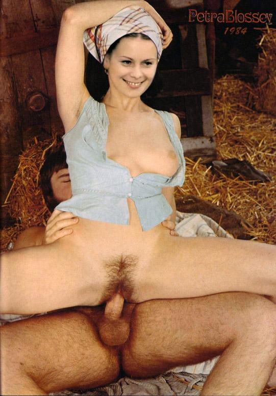 Петра Блосси голая. Фото - 3